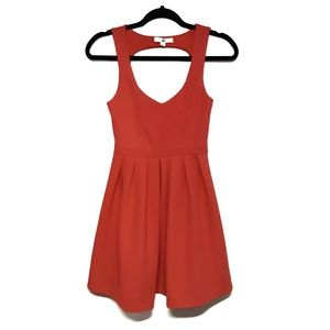 Ya Los Angeles Cut Out Fit and Flare Dress